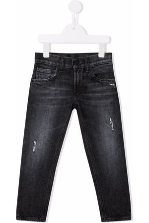 Dondup Kids Drenge Skinny - Distressed skinny jeans