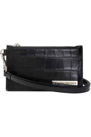 Balenciaga Strapped card case