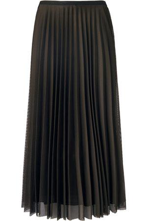 Margittes Kvinder Maxinederdele - Lang, plisseret nederdel Fra