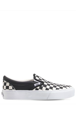 Vans Mænd Casual sko - Classic Slip-on Vlt Lx Woven Sneakers