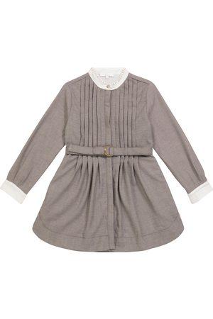Chloé Kvinder Casual kjoler - Long-sleeved shirt dress