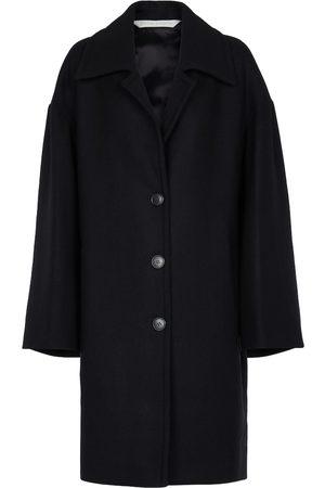 Palm Angels Kvinder Vinterfrakker - Wool-blend coat