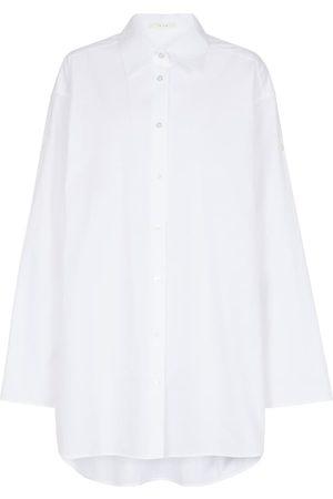 The Row Kvinder Casual skjorter - Elden cotton poplin shirt