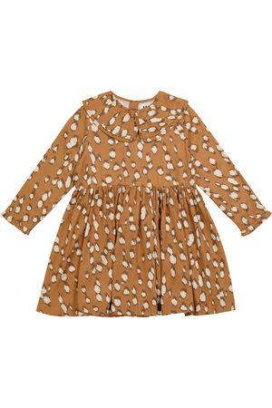 Molo Coco deer-print dress