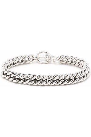 Tilly Sveaas Mænd Armbånd - Curb chain bracelet