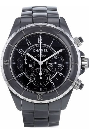 CHANEL Mænd Ure - 2008 pre-owned J12 Chronograph 41mm