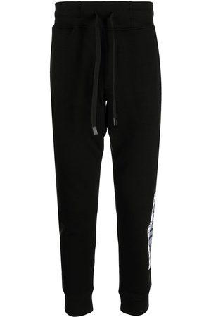 VERSACE Mænd Joggingbukser - Zip-pockets cotton track trousers