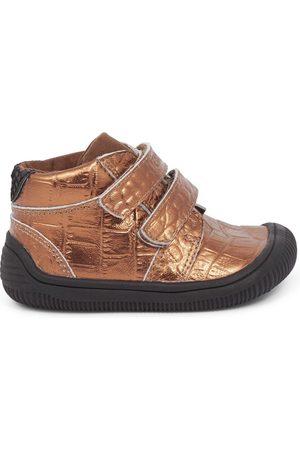 Woden Tristan Croco Shiny shoes