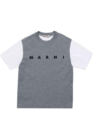 Marni Kortærmede - T-shirt - Gråmeleret/