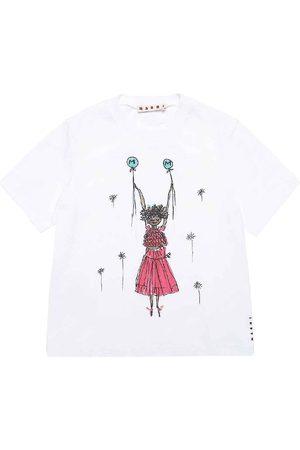 Marni Kortærmede - T-shirt - m. Print