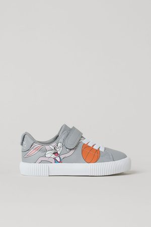 H&M Sneakers med tryk
