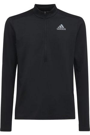 adidas Primegreen 1/2 Zip L/s Running T-shirt