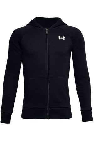 Under Armour Boys' UA Rival Cotton Full Zip Hoodie