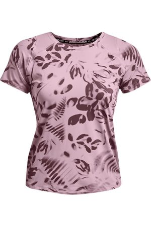 Under Armour Women's UA Iso-Chill 200 Print Short Sleeve
