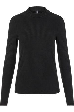 PIECES Kvinder Langærmede skjorter - Shirts 'Kylie