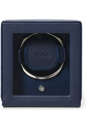 Wolf Mænd Ure - Cub Single Winder With Cover Navy