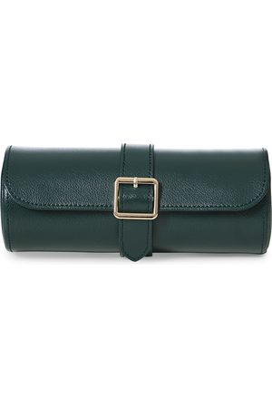 Wolf Mænd Ure - British Racing Green Triple Watch Roll