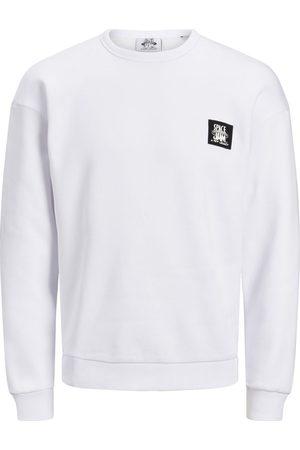 JACK & JONES Mænd Sweatshirts - Space Jam Sweatshirt Mænd White