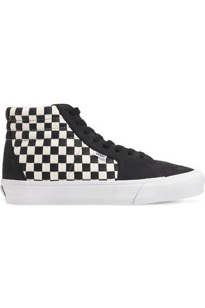 Vans Style 38 Vlt Lx Woven Sneakers