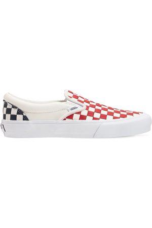 Vans Classic Slip-on Vlt Lx Woven Sneakers