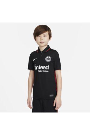 Nike Træning t-shirts - Eintracht Frankfurt 2021/22 Stadium Home-fodboldtrøje til større børn