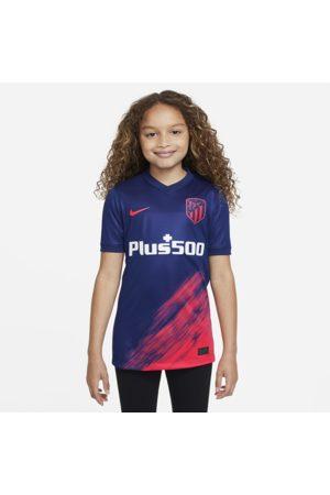 Nike Træning t-shirts - Atlético Madrid 2021/22 Stadium Away-fodboldtrøje til større børn