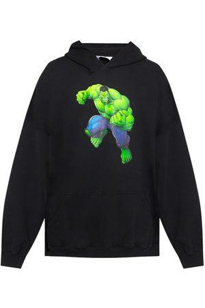 Balenciaga Mænd Sweatshirts - Printed hoodie