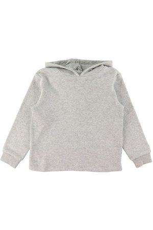 Little Pieces Sweatshirts - Hættetrøje - LpChilli - Light Grey Melange