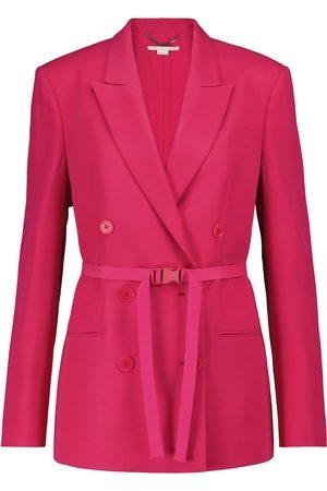 Stella McCartney Belter wool-blend jacket