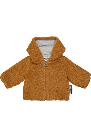 Moschino Baby teddy jacket