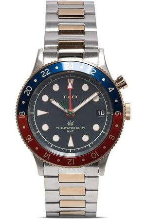 TIMEX Mænd Ure - Waterbury Traditional GMT 39mm