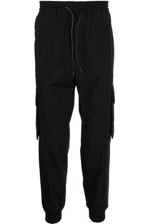 JUUN.J Drawstring cargo trousers