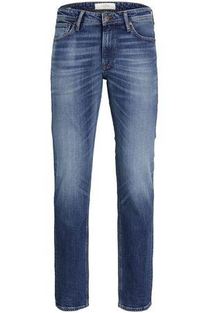 JACK & JONES Mænd Jeans - Clark Original Jj 118 Lid Regular Fit Jeans Mænd