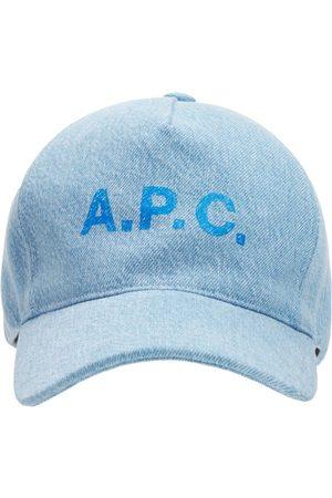 A.P.C. Mænd Kasketter - Casquette Cotton Baseball Hat