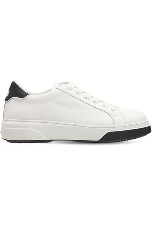 Dsquared2 40mm Bumper Leather Sneakers