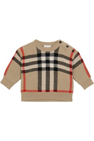 Burberry Baby wool and cashmere sweater