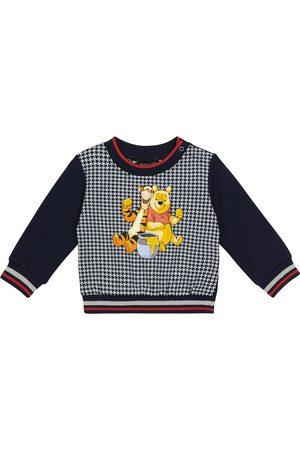 MONNALISA Baby stretch-cotton sweatshirt