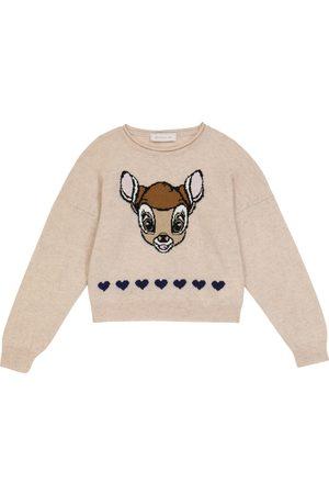 MONNALISA Wool sweater