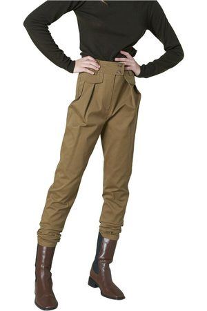 Silvian Heach Pantaloni stretti al fondo