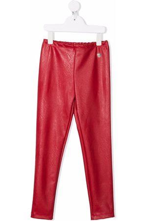 MONNALISA Piger Casual sko - Slip-on-leggings i imiteret læder