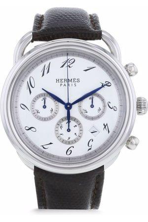 Hermès Mænd Ure - Pre-owned Arceau Chrono 43mm fra 00'erne
