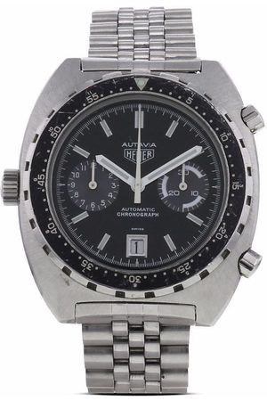 Tag Heuer Pre-owned Autavia 41.5mm fra 1980