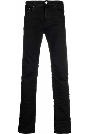 Les Hommes Mænd Slim - Jeans med smal pasform