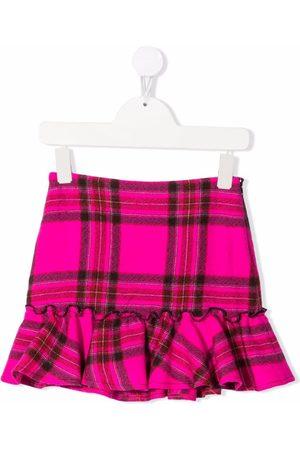 PHILOSOPHY DI LORENZO SERAFINI Piger Nederdele - Skotskternet nederdel