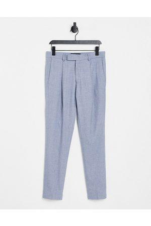 ASOS Elegante, skinny-bukser i bomuld - Del af sæt