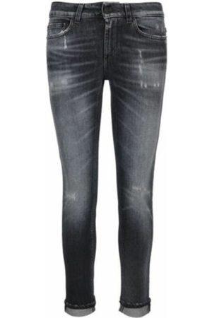 Dondup Kvinder Skinny - Monroe Ripped Jeans