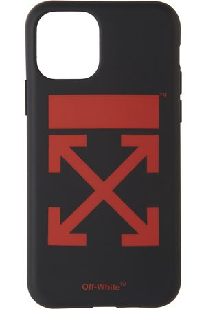OFF-WHITE Mobil Covers - Black & Red Arrows iPhone 11 Pro Case