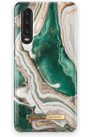 Ideal of sweden Fashion Case P30 Golden Jade Marble