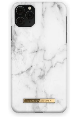 Ideal of sweden Fashion Case iPhone 11 Pro Max White Marble