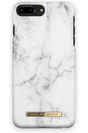 Ideal of sweden Mobil Covers - Fashion Case iPhone 8 Plus White Marble